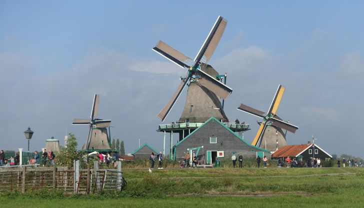 Zaanse Schans, outside Amsterdam