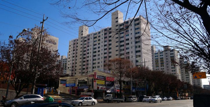 Apartments in Daegu
